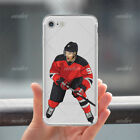 Case Cover For Iphone 5 6 7 8 Plus X 10 Apple Taylor Hall New Jersey Devils NHL $9.97 USD on eBay