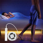 Led Sensor Strip Motion Activated Bed Light Battery Operated Warm White