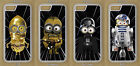 iPhone 8, iPhone X, iPhone 7, iPhone 8 Plus Star Wars Minions Phone Case £6.49 GBP