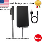 AC Adapter for Microsoft Surface Book Pro 3 Pro 4 65W 15V 4A 1706 US LOT BEST