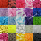 1000 Silk Rose Flower Artificial Petals Table Confetti  Wedding Party Home Decor