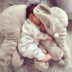 EP_ Elephant Shape Pillow Doll Decoration Baby Children Plush Birthday Gift Luxu