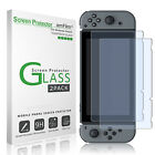 Nintendo Switch amFilm Premium Tempered Glass Screen Protector (2 Pack Lot)
