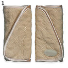 EP_ 1 Pair Baby Car Seat Belt Strap Cover Pads Highchair Stroller Shoulder Prote
