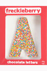 NEW Freckleberry Gifts Choc Freckle Letter
