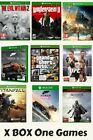 Xbox one PS4 games Forza horizon Call of Duty Star Wars UFC Assasins Creed GTA 5 $42.99 AUD