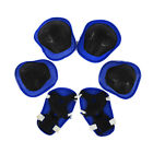 Kids and Teens Elbow Knee Wrist Protective Guard Safety Gear pads skate bike UK