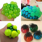 Anti Stress Face Reliever Grape Ball Autism Mood Squeeze Relief ADHD Toy EP_ on eBay