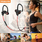 Wireless Bluetooth 4.1 Headset Earbuds Sport Stereo Headphone Earphone Universal