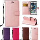 Elephant Embossed Flip Leather Wallet Card Case Stand Cover For  Latest Phones