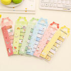 Lovely Cute 120pcs Sticky Post It Memo Notes Desk Notebook Book Tabs