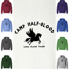 CAMP HALF-BLOOD Hoodie Pony Horse Unicorn Mr. D Outdoors Kids Campers Sweatshirt