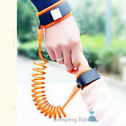 Baby child safety precautionary wrist strap seat belt traction rope