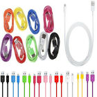 1M 3.28ft Micro USB Charger Sync Data Cable Cord For Android Huawei Samsung OPPO