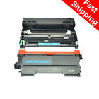 2PK For Brother MFC-7365DN HL-2240D 2275DW 2230 Toner Cartridge Drum TN450 DR420