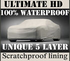 [CCT] 5 Layer Weather/Waterproof Full Car Cover For Cadillac De Ville 1959-1960