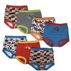 Внешний вид - Disney Cars Boys Potty Training Pants Underwear Toddler 7-Pack Size 2T 3T 4T