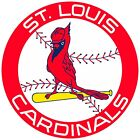 St. Louis Cardinals MLB Decal  Sticker Car Truck Window Bumper Laptop Wall on Ebay