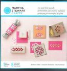 MARTHA STEWART NEW 3-D Cut & FOLD PUNCH 6 STYLES TO CHOOSE WITH PAPER LAYERED