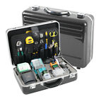 Fiber Optic Assembly Cable Welding Termination ToolKit,Power Meter, Cleaver, VFL