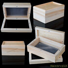 Unbranded Wooden Sifter Box Pollen Collector Pollinator Magnetic Stash Box