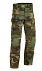 Invader Gear Predator Bdu Trousers US Woodland Camo Airsoft Hunting Knee Pads
