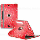 """New 360 Premium Quality Folio Leather Case Cover For Android Tablet PC 9 to10.2"""""""