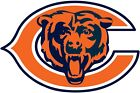 Chicago Bears NFL Decal Sticker Car Truck Window Bumper Laptop Wall $10.99 USD on eBay