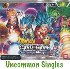 Dragon Ball Super Trading Card Game GALACTIC BATTLE Uncommon Singles