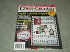 CROSS COUNTRY STITCHING MAGAZINE  YOU CHOOSE ISSUE: 2001-2006