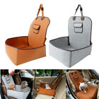 Dog Car Booster Seat Hammock Travel Carrier Folding Bag Vehicle Protector Cover