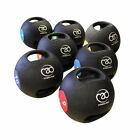 Fitness Mad Double Grip Medicine Ball