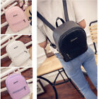 Women PU Leather Backpacks Mini Cute Travel Rucksack Handbags Private school Bag Simple