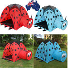 AU! Outdoor Indoor Pop Up Kids Play Tent Tunnel Playhouse Children Home Portable