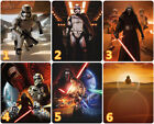 Star Wars 7:The Force Awakens 2015 rectangle Mouse Pad Mouse Table Matt Pad B2 $6.97 USD