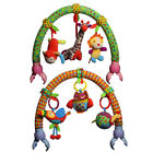 Lovely Animal Stroller Arch Baby Infant Hanging Music Toys Rattle Activity