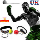 Fight Boxing Ball Equipment With Head Band For Reflex Speed Training Boxing UK