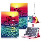 "US For RCA Voyager 7"" 8"" 10.1"" Android Tablet Universal PU Leather Case Cover WQ"