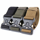 AU Men's Fashion Outdoor Sports Military Tactical Nylon Waistband Canvas Belt