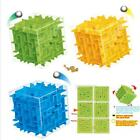 kids ball toys - 3D Cube Mini Maze Gift Kids Puzzle Game Speed Cube Labyrinth Rolling Ball Toys G