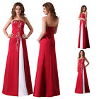 Ladies Women Wedding Evening Formal Gowns Party Prom Long Bridesmaids Dresses