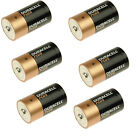 Duracell Plus D size Alkaline Battery 1.5V MN1300 LR20 1 2 4 6 8 10 Torch Radio