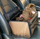 HDP Chocolate 3 in one Small animal Cat or Dog Carrier Car seat
