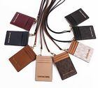 NWT Michael Kors Jet Set Travel  LANYARD ID Card Case ID Badge in Various Colors