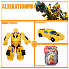 Transformers Optimus Prime Bumble Bee Classic Kids Action Figure Child Toys Top