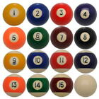 RILEY Branded Snooker & American Pool Balls Set $39.25 USD