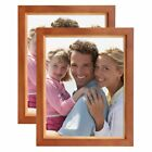 DesignOvation Muse 8 x 10 Wood Picture Frame - Set of 2