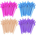 20x Willy Drinking Straws Novelty Hens Night Party Dicky Sipping Straw uk