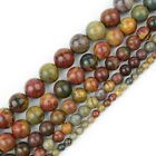 Natural Gemstone Bead Strand Round Loose Wholesale 15