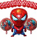 Minnie Mickey Mouse Foil Helium Birthday Party Ballons Baby Shower Suplies 13pcs